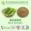 Chinese Organic High Quality Spray Dried Okra Powder