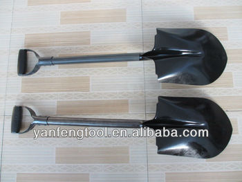 Pointed garden shovel for south Africa market S512 S503 S501