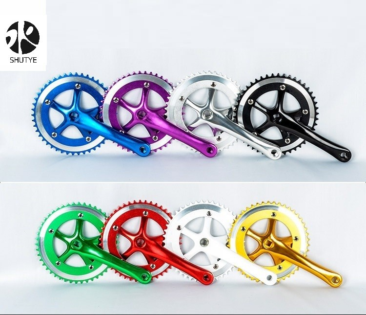 High quality cheap bicycle chainwheel crank bmx bicycle crank chainwheel crank