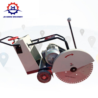 Hand held asphalt road cutter machine for sale
