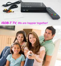 VCAN1047 Full HD output in 720p/1080i/1080p Philippines Home ISDB-T Digital TV Receiver
