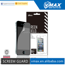 7 Years Supplier 98% Transparency Crystal clear screen protector for iPhone 4 4s oem/odm (High Clear)