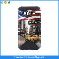 Factory supply unique design 3d sublimation phone case for iphone5 made in china