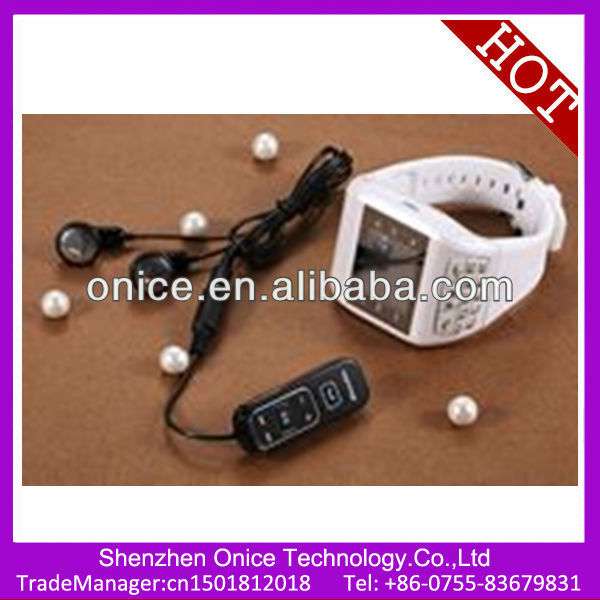 Q9 dual sim card watch mobile phone with Dialing Keypads