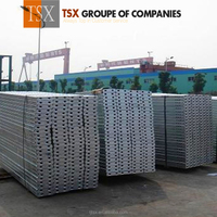 Galvanized steel walk board decking trustworthy Chinese manufacturer better service