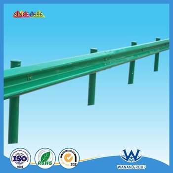 Highway fence powder coating