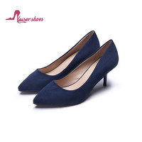 2016 womem bulk pointy toe cheap high heel shoes
