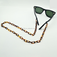 Newest Tortoise Eyeware Necklace 29 5