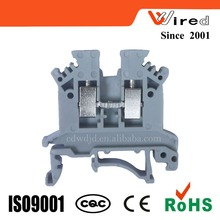 Screw Type and Terminal Block 1-10 Number of Contacts PA66 Terminal Block WJHT 2.5X