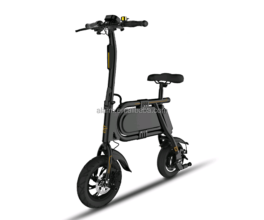 Popular small folding electric motorbike e bicycle