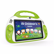 High speed quad core CPU colorful 7 inch kid android tablet