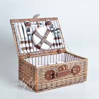 2015 Wholesale Bulk Picnic Baskets Willow