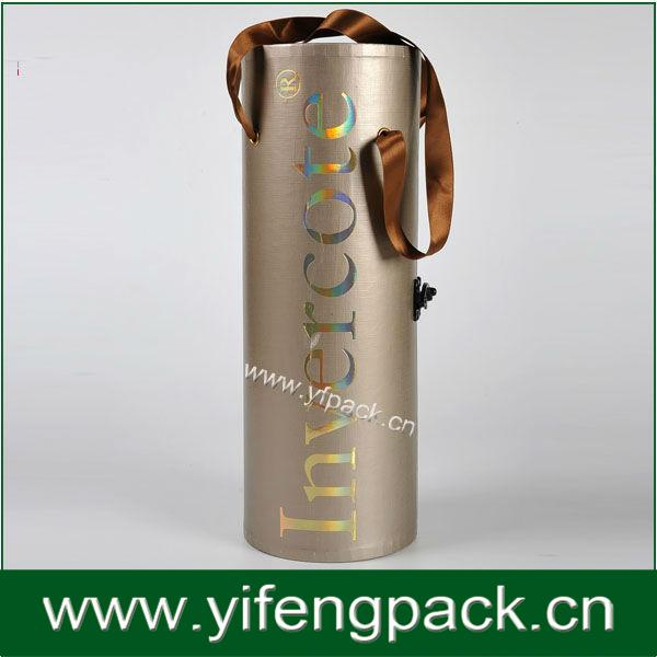 cylindrique en carton bo te vin vin emballage bo te faite sur mesure cylindrique personnalis. Black Bedroom Furniture Sets. Home Design Ideas