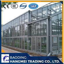Efficient unbreakable auto blackout agricultural greenhouse