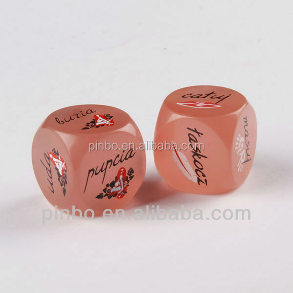 Hot sell Sex Dice Adult Game