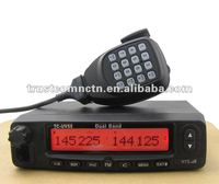 Dual band Mobile Base Radio TC-UV55,Mobil VHF UHF Antenna Radio With CE&FCC Approved