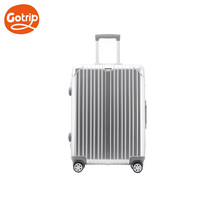 Promotional Price Cover Spinner Metal Medical Bag Trolley Cases