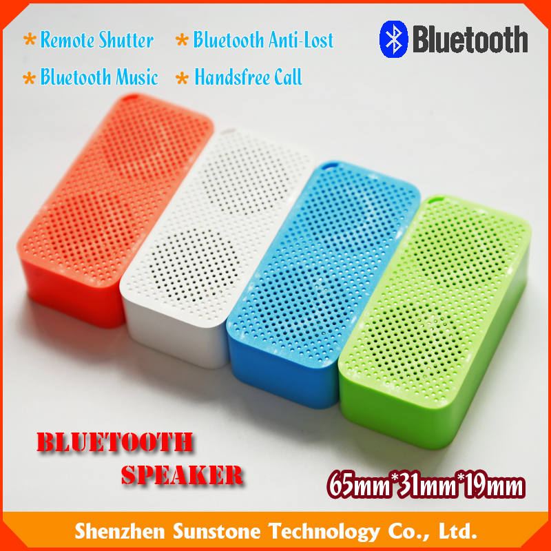 2016 Mini Bluetooth speaker for music and anti-lost, Smart phone