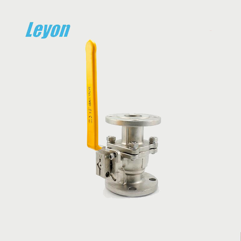 Low price manual stainless steel 2-pc safety valve fire safe standard ball valve