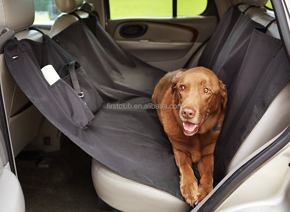 waterproof car pet seat cover 600D/PVC polyester for car trucks or SUVs