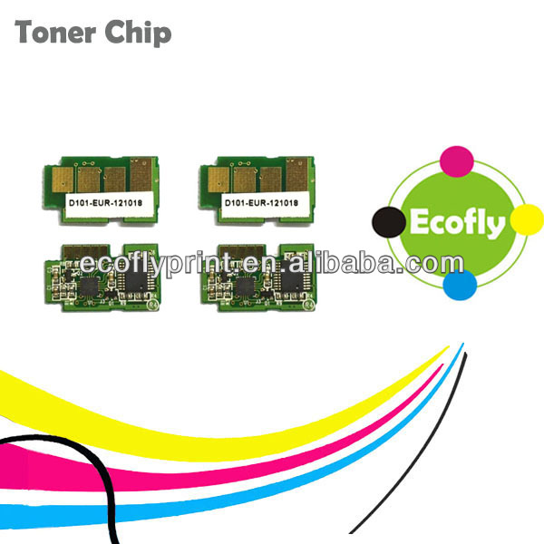 Chip toner reset chips for Samsung ml 2165w for Samsung 101 printer chips without install firmware