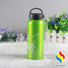 hot sell color changing aluminum sports water bottle FDA certificates
