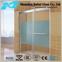 12mm Shower Tempered Glass