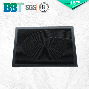 Bathroom rubber waterproof bath mat/safety bath mat