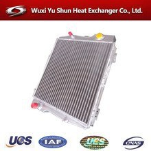 china supplier custom engine radiator for perkin