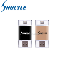 16GB 32GB 64GB 128GB External OTG USB Flash Drive Disk for iPhone Samsung Phones Android Smart Phone