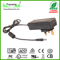 UL approved 42.5v 0.9a battery charger motorcycle for kids