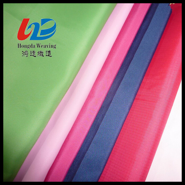 100 nylon waterproof fabric
