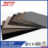 High Quality Best Price Alucobond Aluminium Decor Composite ACP Wall Panel Cladding Board