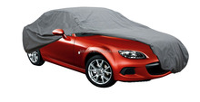 4 layer non-woven universal car cover