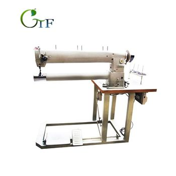 Double Needle Long Arm Sewing Machine