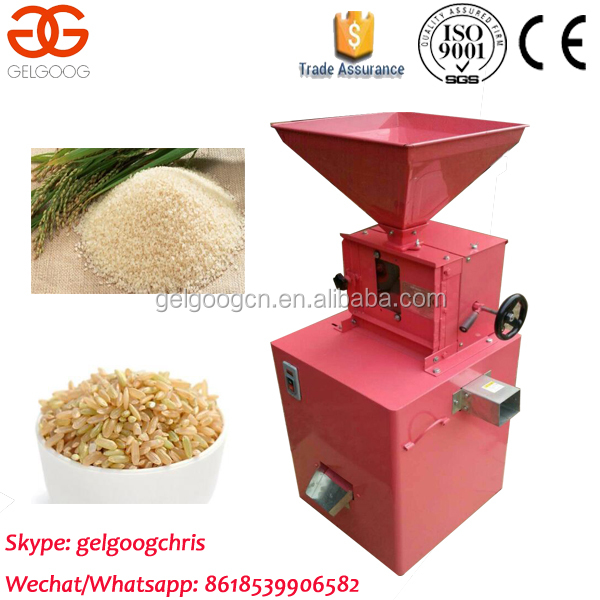 Rice Huller with Polishers from China