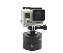 Nice 360 Degrees 120mins Panning Rotating Time Lapse Stabilizer Tripod for Hero6/5/4/3+ SJ4000 XIao mi yi camera accessories