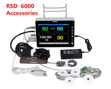 First-Aid Devices Type Multi Parameter ETCO2&SP02 Vital Signs Patient Monitor