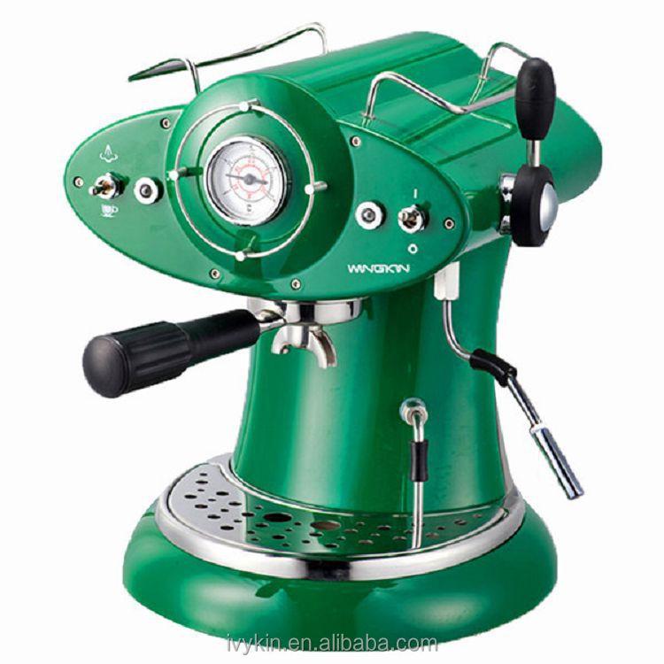 Ariete conception caf r tro espresso cappuccino machine caf machine caf - Machine a cafe design ...