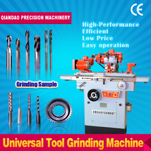 Universal tool and cutter grinding machine MQ6025A cylindrical,various hobs,twist drill bit,taper reamers tools cutter grinder
