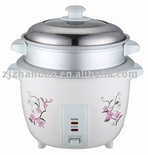 Bulk cooker and water cooker Commercial Kaca tutup bowls aroma instructions drum Rice Cooker