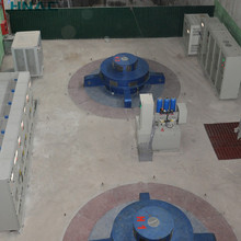 Hydro Turbine Speed Governor Applied in Hydropower Plant