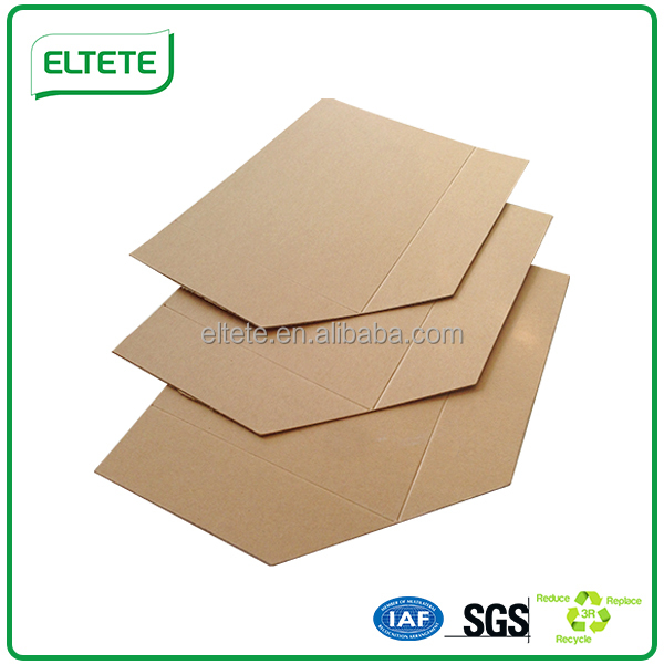 Recycled paper sheet to avoid enviromental problem as pallet function