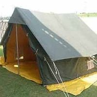 Beautiful 2-4 Men Family Camping Tent at Wholesale Rates