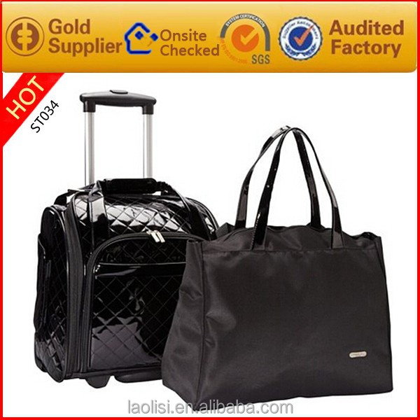luggage factory in guangzhou china Customize Color Style luggage and bags