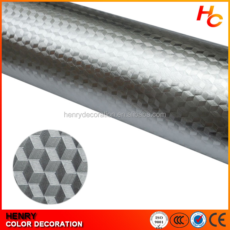 Cabinet Wardrobe Self-Adhesion Aluminum Foil Paper from Supplier