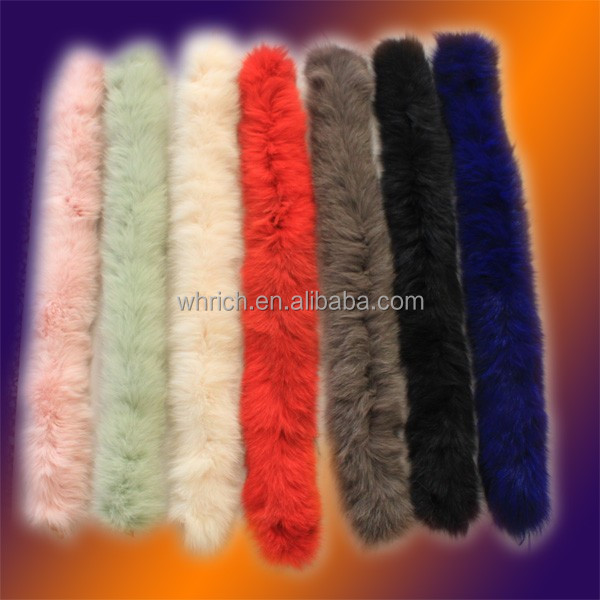 2016 Winter The Most Popular High Quality Fox Fur Strips