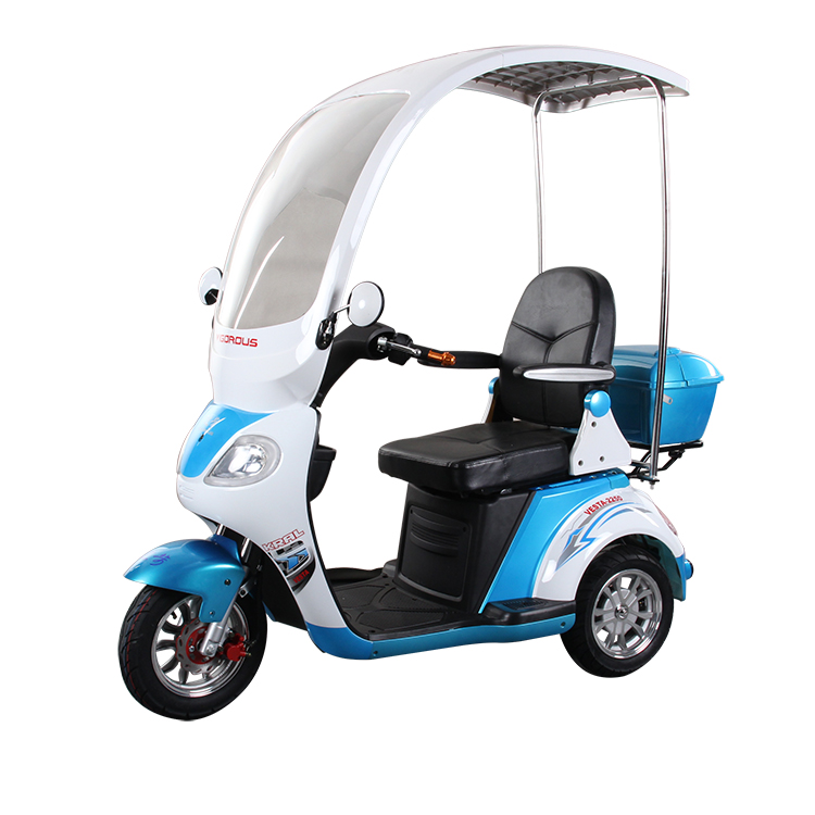 Wholesale Cheap High Quality Mini Electric Car Three Wheel Scooter Adult Tricycle
