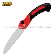 Folding Saw and Bow Saw