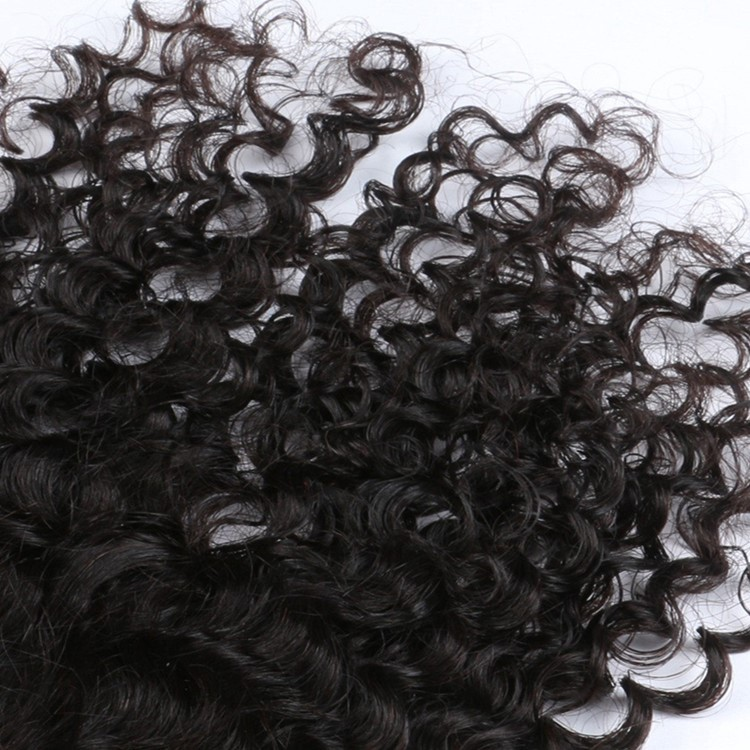 7A Cheap Silk Base Closure Virgin Indian Human Hair Silk Closure 4*4 Deep Curly Silk Top Lace Closure